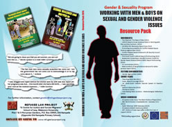 Resource Pack on Working with Men and Boys on Sexual and Gender Violence Issues
