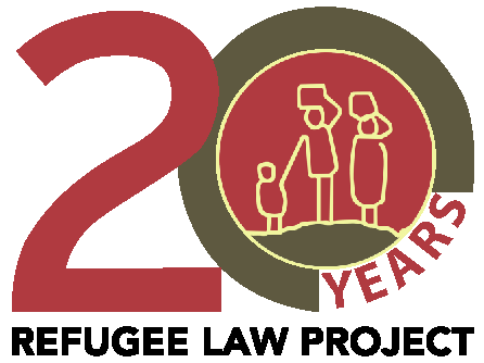 Refugee Law Project - RLP